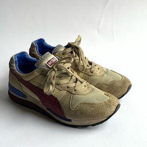 Puma TX -3 running shoes size 7
